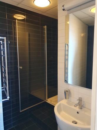4 комнатная квартира Мост Сити с ремонтом Панорамный вид на Днепр.  Этаж - 18. Центр, Днепр, Днепропетровская область. фото 10