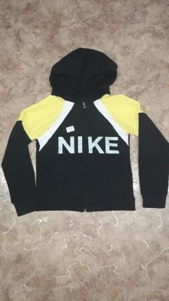 Батник на молнии реплика Nike Ткань: двунитка 36(122/128) - 150 грн 38(1328/1. Кременчуг, Полтавская область. фото 3