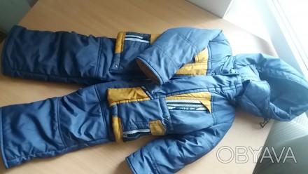 Продам детский зимний костюм на мальчика 2-3 года