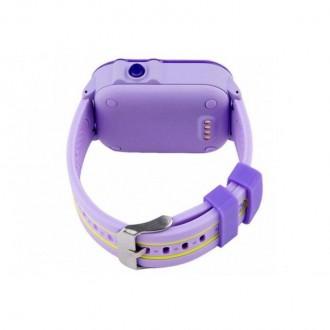 Детские часы с GPS трекером DF27 выполняют главную функцию безопасности, а именн. Херсон, Херсонская область. фото 3