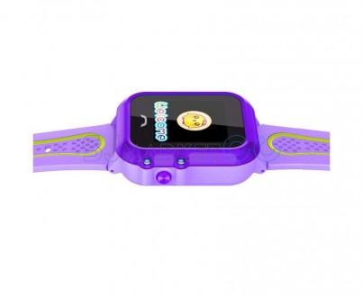 Детские часы с GPS трекером DF27 выполняют главную функцию безопасности, а именн. Херсон, Херсонская область. фото 4