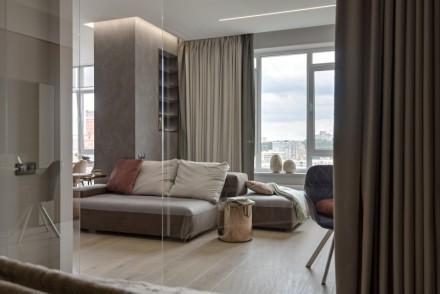 Новая стильная квартира в престижном районе в центральной части Киева! Комплект. Печерск, Киев, Киевская область. фото 3