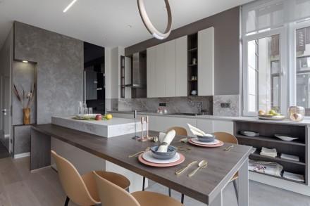 Новая стильная квартира в престижном районе в центральной части Киева! Комплект. Печерск, Киев, Киевская область. фото 5