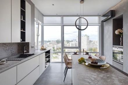 Новая стильная квартира в престижном районе в центральной части Киева! Комплект. Печерск, Киев, Киевская область. фото 2