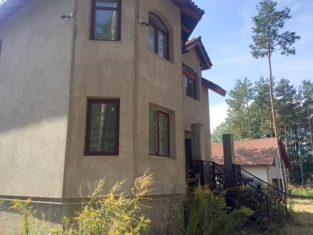 Новый дом в лесу. С. Пряжево Житомирского района. 8 км от Житомира. Асфальтир. Пряжево, Житомирская область. фото 5