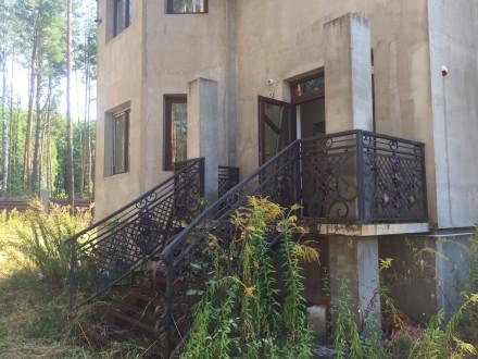 Новый дом в лесу. С. Пряжево Житомирского района. 8 км от Житомира. Асфальтир. Пряжево, Житомирская область. фото 4