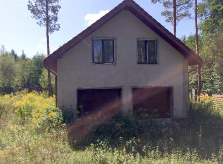 Новый дом в лесу. С. Пряжево Житомирского района. 8 км от Житомира. Асфальтир. Пряжево, Житомирская область. фото 6