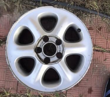 Диски R15 на форд или другую машину Болты 5. 112 Комплект 4 диска Пересылаю  С. Чернигов, Черниговская область. фото 7