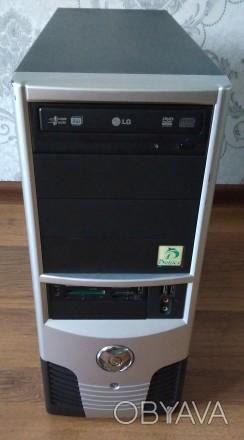 Компьютер Q6600 4 ядра / Память 8gb / Диск 250гб / Видео GTX 650
