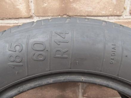 Продам резину пару  Kleber Dynaxer  HP2  R 14  185/60 производство  Франция. Рез. Запорожье, Запорожская область. фото 3