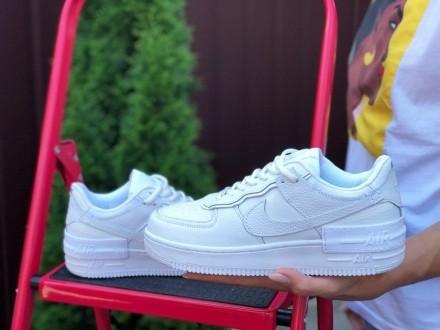 ртикул 9736-9745 Женские кроссовки Nike Air Force 1 Shadow   виробник: Вєтнам . Киев, Киевская область. фото 11