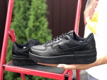 ртикул 9736-9745 Женские кроссовки Nike Air Force 1 Shadow   виробник: Вєтнам . Киев, Киевская область. фото 10