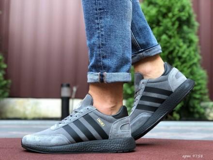 артикул 9774- Adidas Iniki    виробник: Вєтнам    сезон: демісезонні   роз. Киев, Киевская область. фото 4