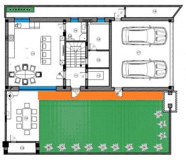 Продам новый,элитный дом на 7й станции Большого Фонтана  Один из лучших домов на. Большой Фонтан, Одесса, Одесская область. фото 6