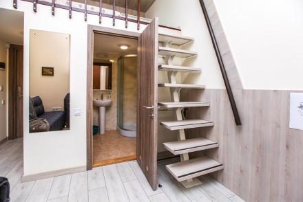 Сдаётся квартира-студия со свежим ремонтом в 2-х этажном доме в центре Одессы на. Приморский, Одесса, Одесская область. фото 4