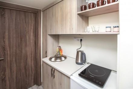 Сдаётся квартира-студия со свежим ремонтом в 2-х этажном доме в центре Одессы на. Приморский, Одесса, Одесская область. фото 9