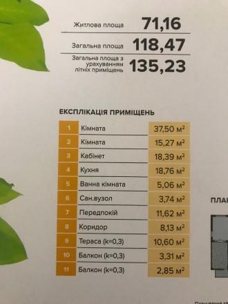 ЖК комфорт-класса «Липинка» воплощает идею загородного дома в черте города. Прое. Куренёвка, Киев, Киевская область. фото 4