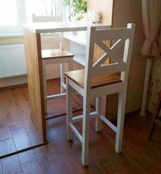 Мебель для баров, Стул Барный Хит Барные стулья Хит изготовлены из натурального. Днепр, Днепропетровская область. фото 3