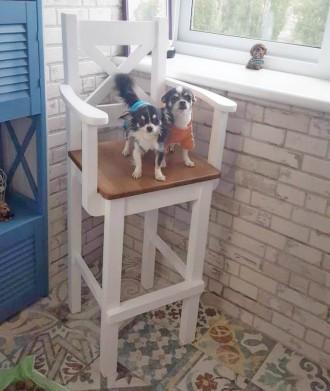 Мебель для баров, Стул Барный Хит Барные стулья Хит изготовлены из натурального. Днепр, Днепропетровская область. фото 5