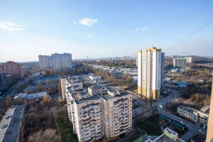 Продается 3-х комнатная видовая квартира в готовом доме с шикарным видом на Голо. Голосеево, Киев, Киевская область. фото 5