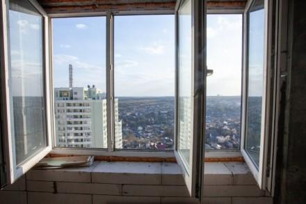 Продается 3-х комнатная видовая квартира в готовом доме с шикарным видом на Голо. Голосеево, Киев, Киевская область. фото 3