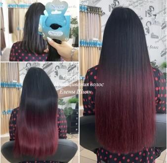В студии наращивания волос Елены Шиян вас ждет огромный выбор волос любой длины,. Николаев, Николаевская область. фото 8