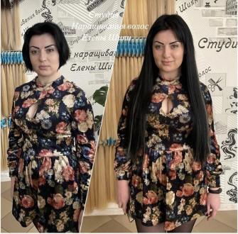 В студии наращивания волос Елены Шиян вас ждет огромный выбор волос любой длины,. Николаев, Николаевская область. фото 13