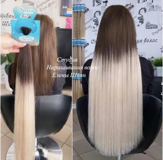 В студии наращивания волос Елены Шиян вас ждет огромный выбор волос любой длины,. Николаев, Николаевская область. фото 3