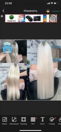 В студии наращивания волос Елены Шиян вас ждет огромный выбор волос любой длины,. Николаев, Николаевская область. фото 12