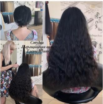 В студии наращивания волос Елены Шиян вас ждет огромный выбор волос любой длины,. Николаев, Николаевская область. фото 10