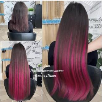 В студии наращивания волос Елены Шиян вас ждет огромный выбор волос любой длины,. Николаев, Николаевская область. фото 11