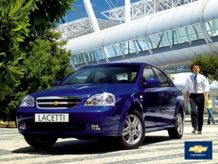 Компания «Автопрокат» предоставляет автомобили стоимостью :  CHEVROLET LACETTI. Кропивницкий, Кировоградская область. фото 2
