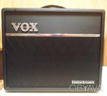 Ламповый Комбоусилитель VOX VT 20+ Valvetronix+ ТОРГ