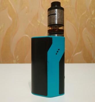 Батарейный мод Wismec Reuleaux RX200S Black/Blue описание тут: https://ek.ua/WI. Киев, Киевская область. фото 3
