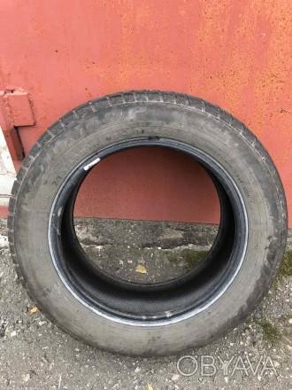Продам шины Dunlop Winter Sport 5 215/60 R16 95H , б\у( зима).Отличное состояние. Днепр, Днепропетровская область. фото 1