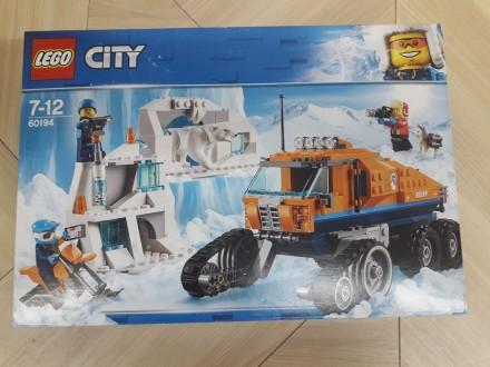Lego 60194- грузовик Ледяной разведки.  Lego 70618 корабль мастера Ву - 4350 гр. Херсон, Херсонская область. фото 4