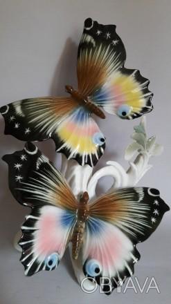 Статуэтка Karl Ens бабочки. Германия 1950-е г.