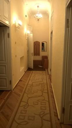 Предлагается в аренду 4-х комнатная квартира в красивом старинном доме. Княжеска. Приморский, Одесса, Одесская область. фото 13