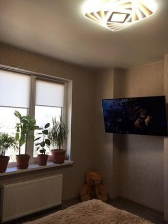 ❗️Продам 2 комн. квартиру в Радужном❗️  ✅Квартира с дизайнерским евроремонтом.. Киевский, Одеса, Одесская область. фото 6