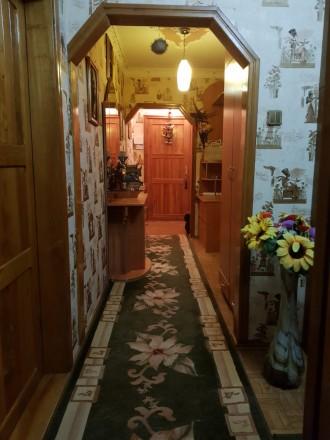 Продается 3-х комнатная квартира на Острове. Общая площадь 66,6кв.м. Кухня 12кв.. Остров, Херсон, Херсонская область. фото 8