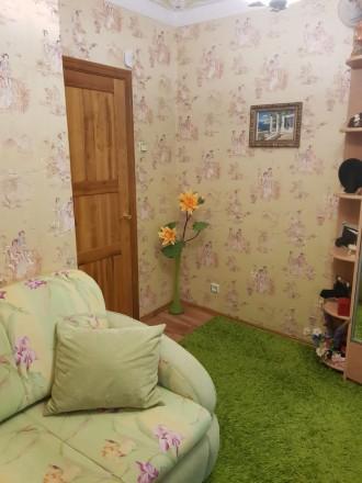 Продается 3-х комнатная квартира на Острове. Общая площадь 66,6кв.м. Кухня 12кв.. Остров, Херсон, Херсонская область. фото 13