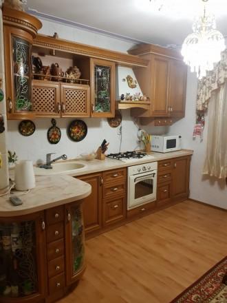 Продается 3-х комнатная квартира на Острове. Общая площадь 66,6кв.м. Кухня 12кв.. Остров, Херсон, Херсонская область. фото 5