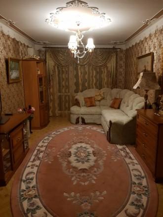 Продается 3-х комнатная квартира на Острове. Общая площадь 66,6кв.м. Кухня 12кв.. Остров, Херсон, Херсонская область. фото 2