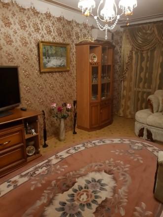 Продается 3-х комнатная квартира на Острове. Общая площадь 66,6кв.м. Кухня 12кв.. Остров, Херсон, Херсонская область. фото 4