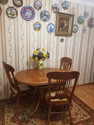 Продается 3-х комнатная квартира на Острове. Общая площадь 66,6кв.м. Кухня 12кв.. Остров, Херсон, Херсонская область. фото 3