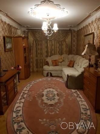 Продается 3-х комнатная квартира на Острове. Общая площадь 66,6кв.м. Кухня 12кв.. Остров, Херсон, Херсонская область. фото 1