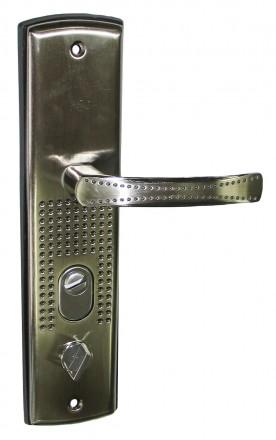 Ручки на китайские двери  IA-68128  L/R (эконом)  предназначены для установки на. Чернигов, Черниговская область. фото 2