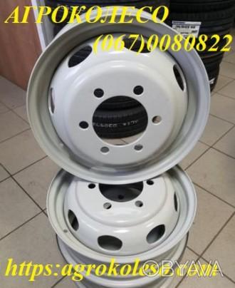 Колесные диски ГАЗЕЛЬ 5.5Jх16Н2 ET105 Диаметр: 16 Ширина: 5,5J PCD: 6x170 Ди. Днепр, Днепропетровская область. фото 1