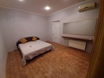 Сдам в долгосрочную аренду свою 3х комнатную смежно-раздельную видовую квартиру . Центр, Киев, Киевская область. фото 4