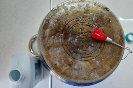 Уникальный гелеобразный очиститель хорошо пристает к поверхности духовки. Его уд. Харьков, Харьковская область. фото 5